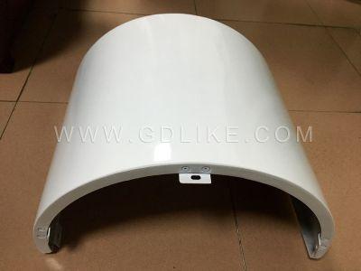 铝单板 弧形板