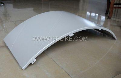 铝单板 铝幕墙板 弧形板